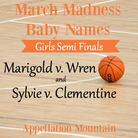 March Madness Baby Names 2016: Girls Semi Finals