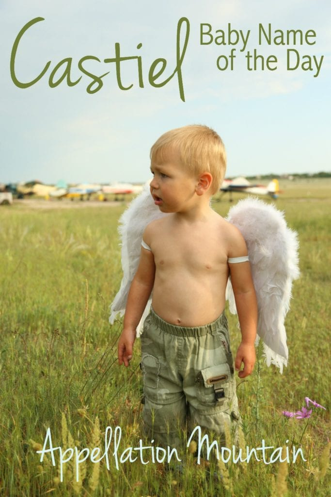 Castiel: Baby Name of the Day