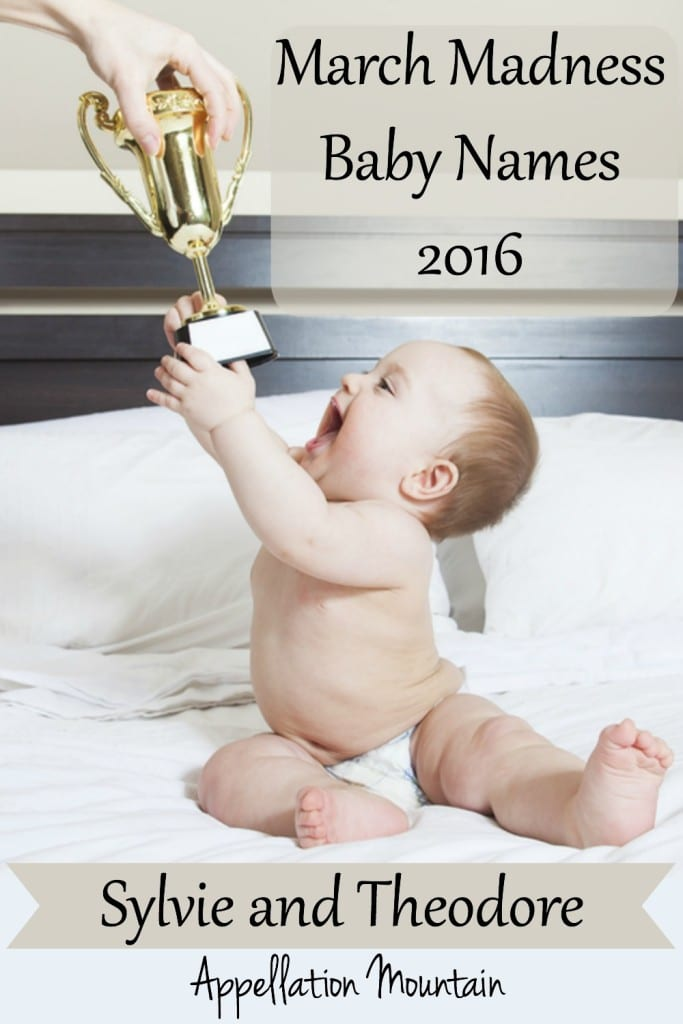 March Madness Baby Names 2016 winners