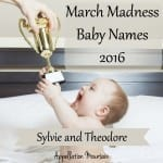 March Madness Baby Names 2016: The Winners
