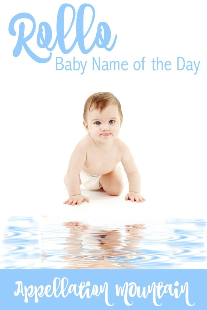 Rollo: Baby Name of the Day