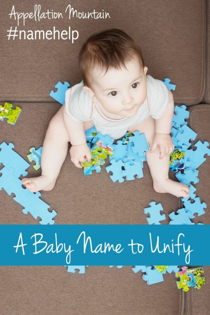 Name Help: A Name to Unify