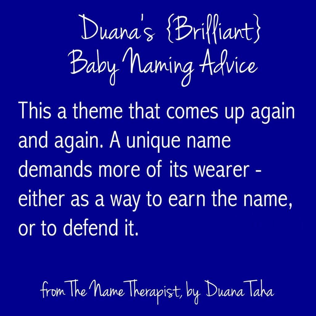 The Name Therapist Duana Taha