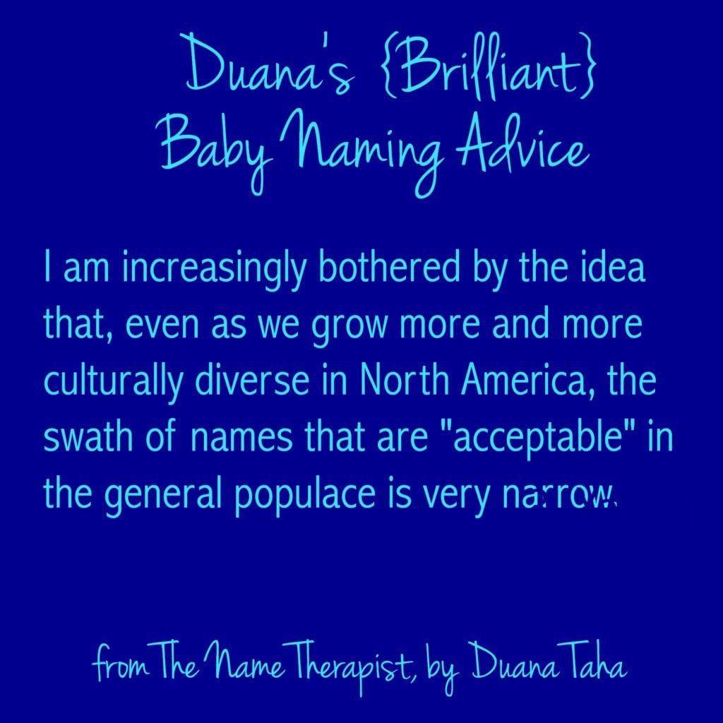 Duana Taha The Name Therapist
