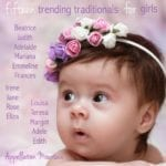 Trending Traditionals for Girls