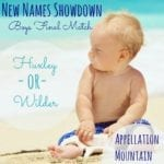 New Names Showdown 2016 Boys Final