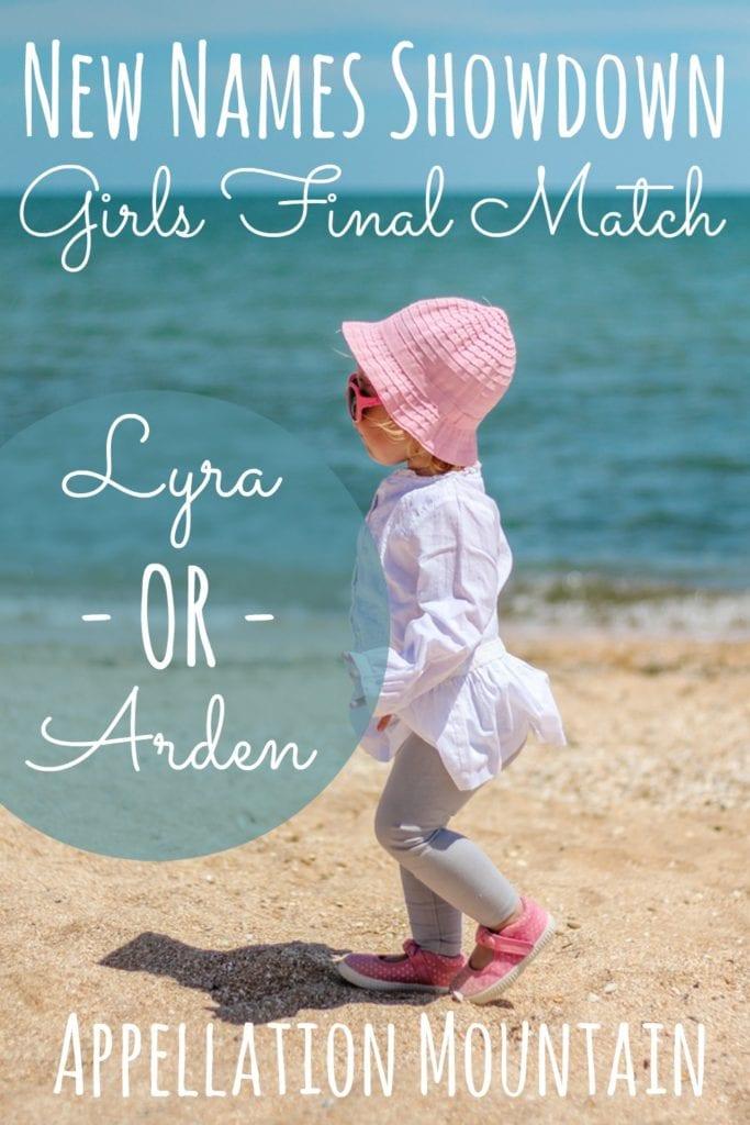 New Names Showdown 2016 Girls Final