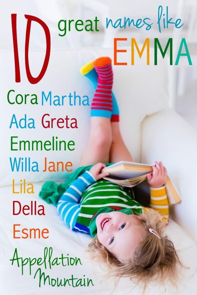Name Like Emma