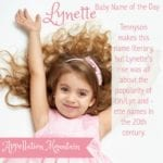 Lynette: Baby Name of the Day