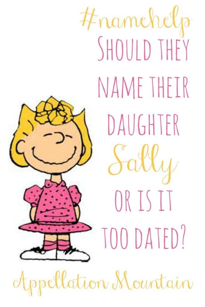 Name Help: Sally?