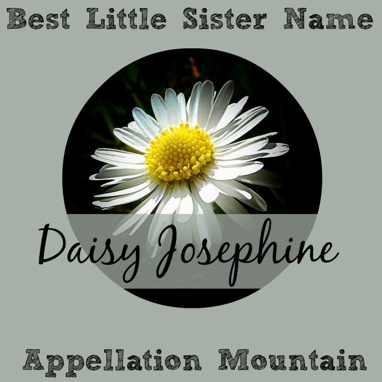 Celebrity Baby Names 2016: Daisy Josephine
