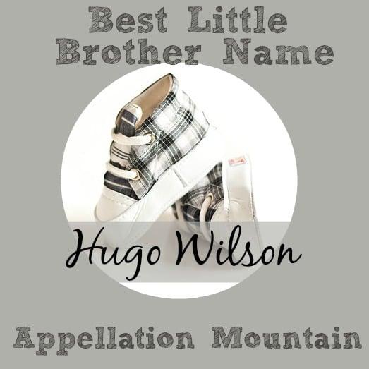 Celebrity Baby Names 2016: Hugo Wilson