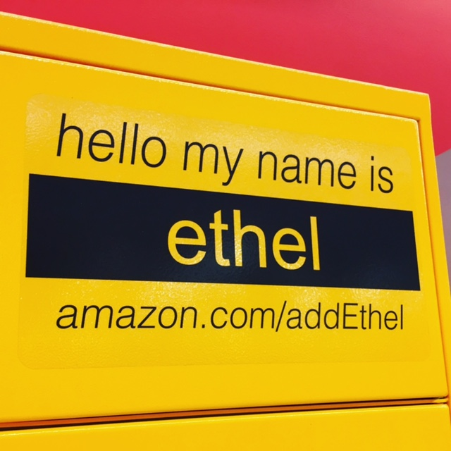Amazon Ethel