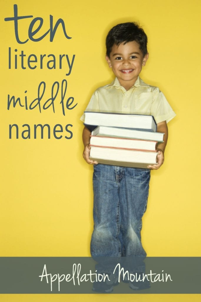 Literary Middle Names