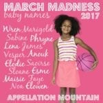 March Madness 2017: Girls Opening Round