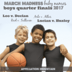 March Madness 2017: Boys Quarter Finals