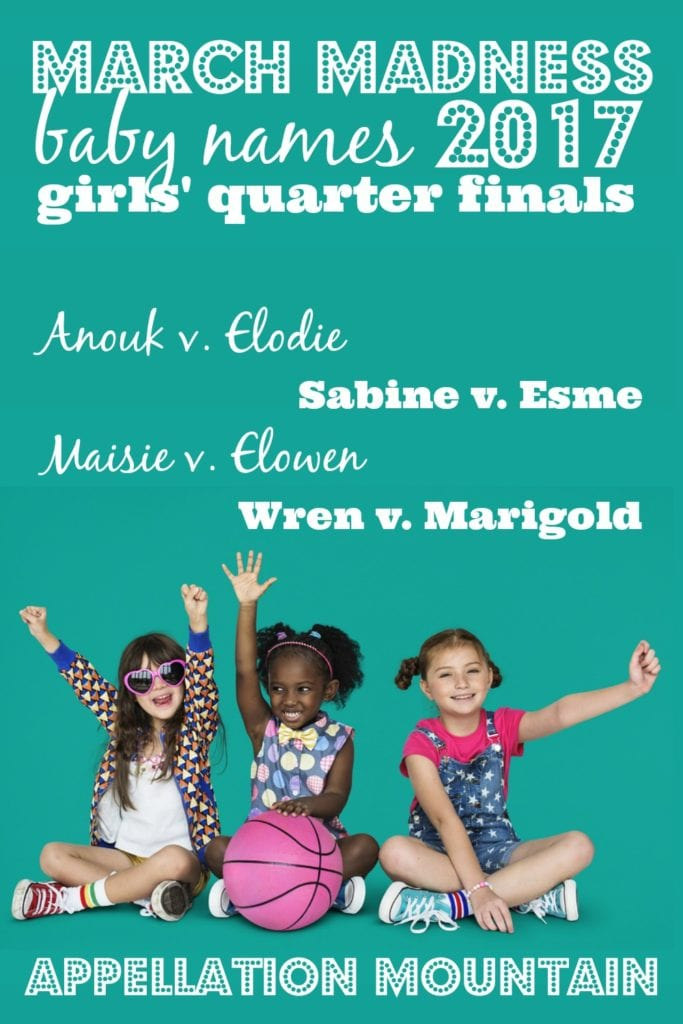 March Madness 2017: Girls Quarter Final