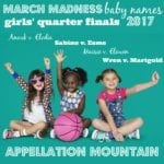 March Madness 2017: Girls Quarter Finals