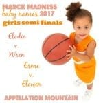 March Madness 2017: Girls SemiFinals