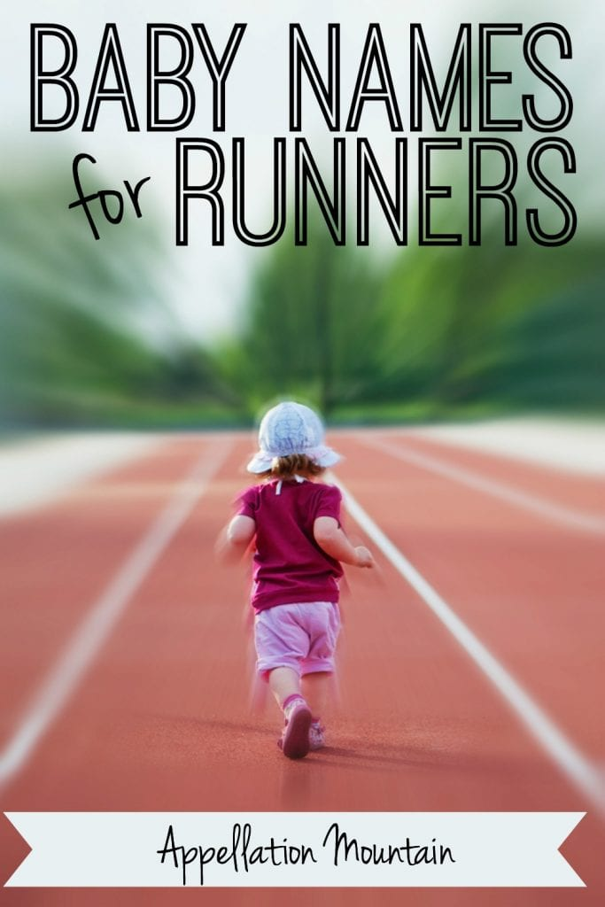Baby Names for Runners