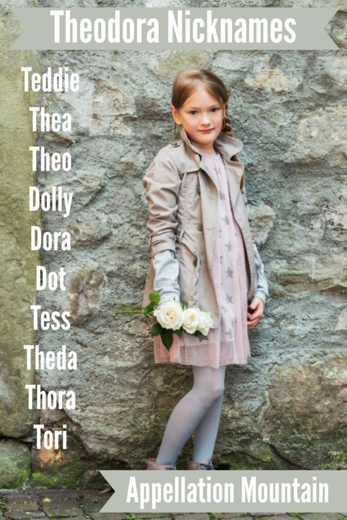 Theodora nicknames