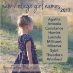 New Vintage Girl Names: Substitutes for Abigail