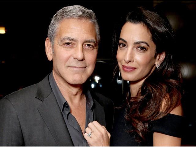 Clooney twins