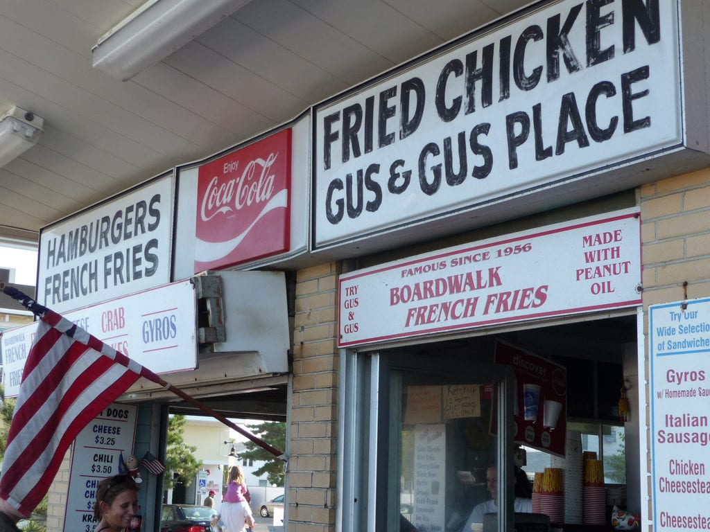 Gus & Gus Place