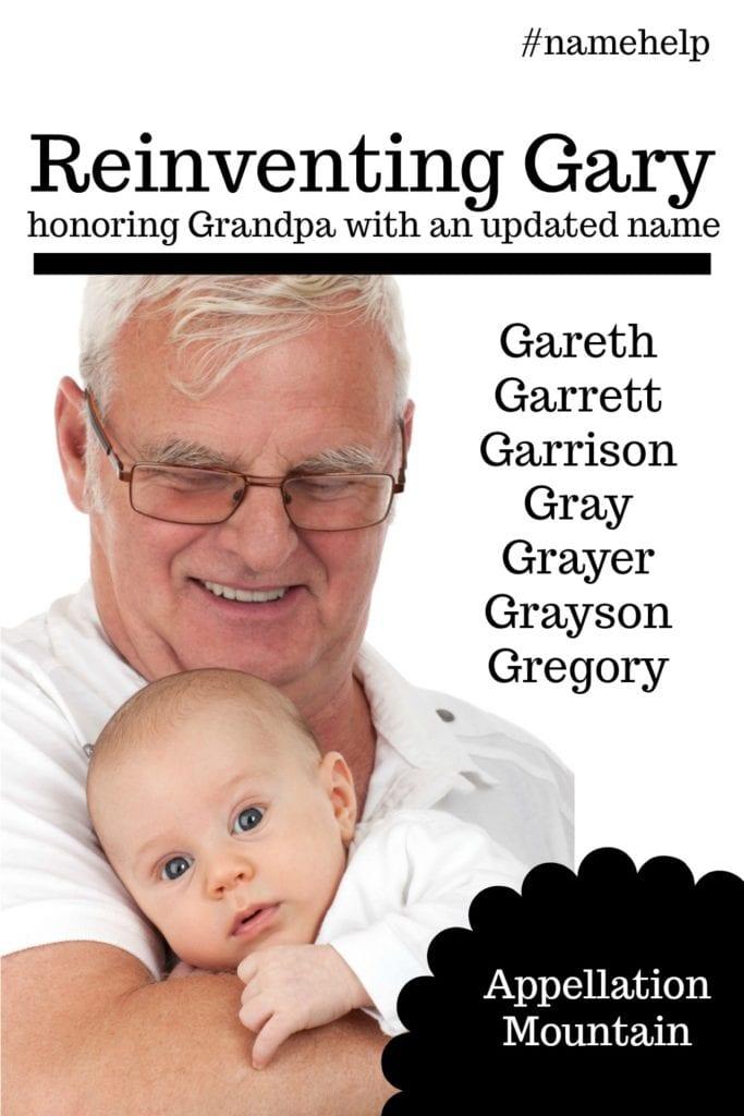 Reinventing Gary