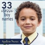 33 Classic Boy Names: Henry, Patrick, and John