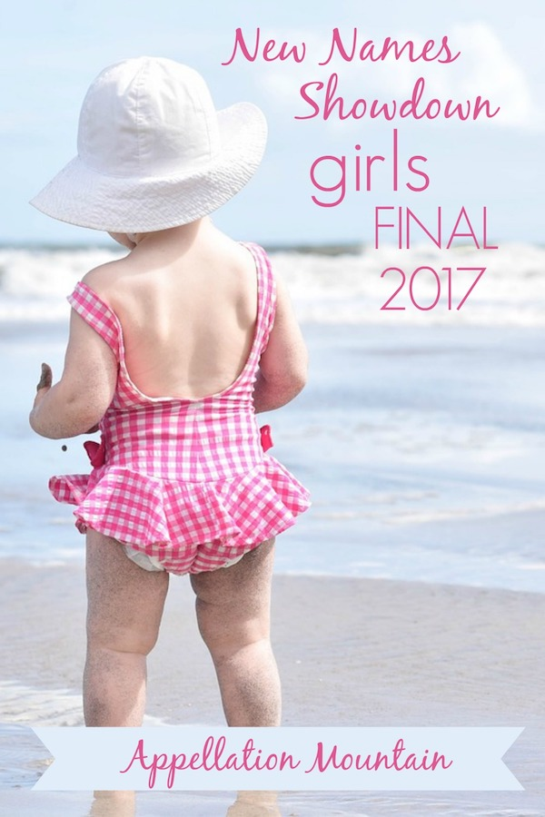 New Names Showdown 2017 Girls Final