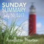 Sunday Summary: Pom and Everson and Unhelpful Husbands