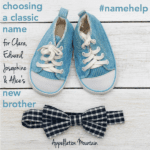 Name Help: Finding a Fifth Classic Baby Name