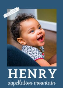 baby name Henry