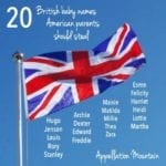 British Baby Names American Parents Should Steal