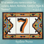 Name Help: Lucky Number Seven