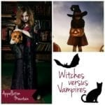 Halloween Baby Names 2017 SemiFinals: Witches v. Vampires