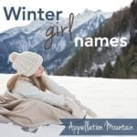 Winter Girl Names: Ivy, Lumi, and Snow