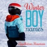 Winter Boy Names: Frost, Pax, and Whitaker