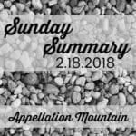 Sunday Summary: Pita, Ralph, and Esmae