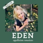Baby Name Eden: Delightful and Timeless