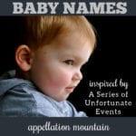 Baudelaire Baby Names: A Series of Auspicious Choices
