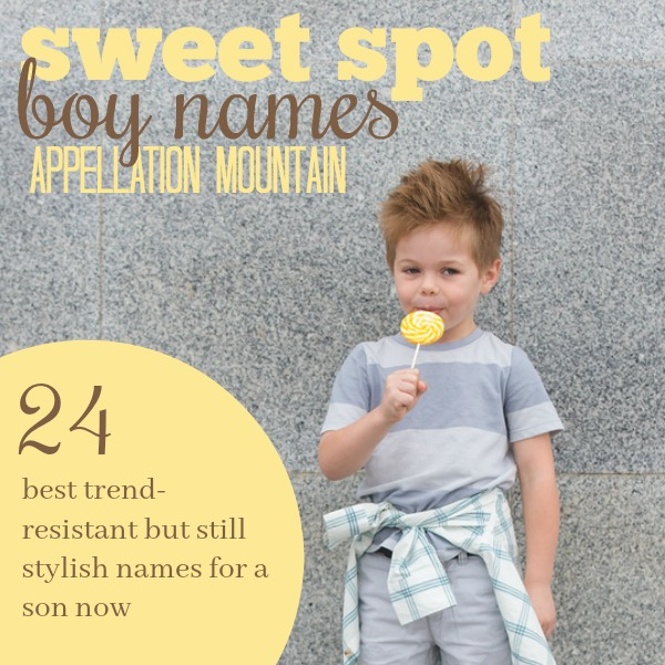 Sweet name for boy