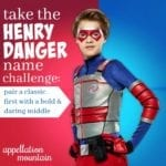 Henry Danger Baby Names: Classic Meets Bold
