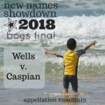 New Names Showdown 2018 Boys Final