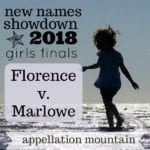 New Names Showdown 2018 Girls Final