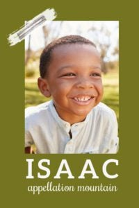 baby name Isaac