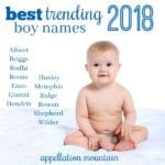 Best Trending Boy Names: Albert, Huxley, Briggs