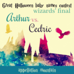 Halloween Baby Names 2018: Wizards Final