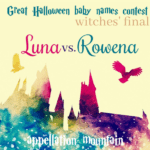 Halloween Baby Names 2018: Witches Final